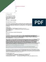 The US Department of Justice - Hiermit stelle ich Strafanträge GEGEN ALLE BETEILIGTE, … - 12. November 2014