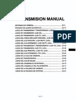 22-97 Manual Hyundai Galloper