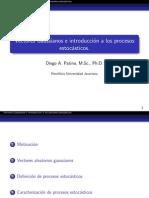 procesos estocasticos