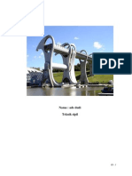 Spesifikasi Teknis Kontruksi Jembatan
