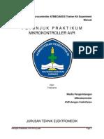 Petunjuk Praktikum AVR-CodeVision