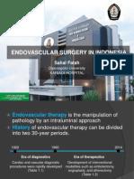 Endovascular Surgery Cp- Dr Sahal Fatah