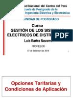Semana1EGestionSistElec_2014_OpcionTarifarias