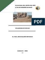 Voladura de Rocas 2014