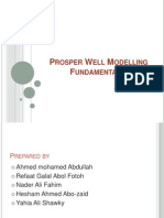Production Petroleum Software