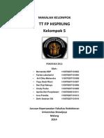 Laporan Hysprung