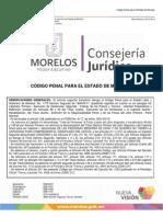 Código Penal Estado de México