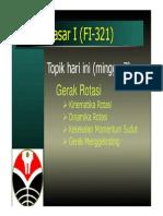 7. Gerak Rotasi [Compatibility Mode]