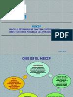 Presentación MECIP MAYO 2013