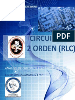 Circuitos de 2 Orden Rlc