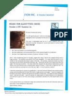 AVC Newsletter September 2014