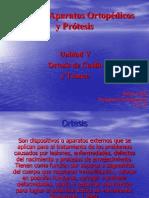 Ortesis de Cuello y Tronco