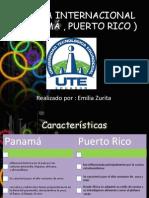 Cocina Internacional _panama Puerto Rico