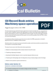 Oil Record Book Guidelines Marpol I