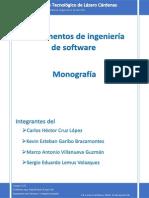 Apuntes Fundamentos de Ingenieria de Software