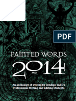 Painted Words 2014