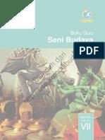 Seni Budaya (Buku Guru) Kelas 7.pdf