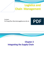 Logistics Chap 02 Integrating the Supply Chain HSJ14