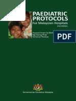 34481330 Paediatric Protocols for Malaysian Hospitals