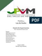 Practika -Ley de Hooke _UPVM