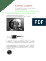 Bobinado de Motores Electricos. Detallado Como Desmontar Un Motor y Bobinarlo