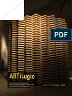 Revista ARTilugio #1-oct2014