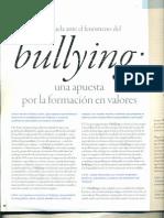 La Escuela Ente El Fenomeno Del Bullying
