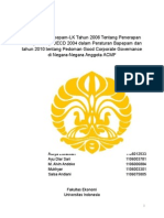 Paper 1 - Kajian BAPEPAM Tentang Prinsip2 OECD