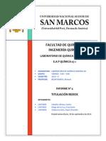 Informe 04 Quimica General AII