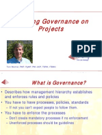 ApplApplying g Overance ying g Overance on Projects Web in Ar