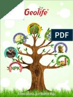 Geolife Brochure