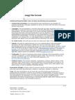 The Microsoft OS X mail format documentation