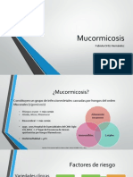 Mucormicosis