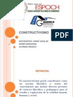 Psicologia El Constructivismo