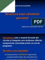 TIC 9 L3 Structura Calculatorului