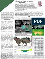 Cambio de uso de suelo de la zona aledaña al Sistema Lagunar Huave