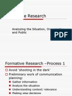 Situasi Publik Dan Organisasi