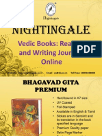 Vedic Reading and Writing Journals Online