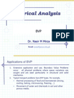 Lecture on BVP