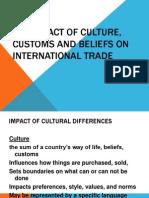 International Business Trade