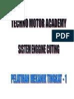 Engine Cutting 4 & 2 Tak