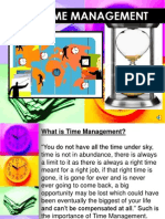Time Managemnt