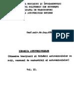 Dinamica Autovehiculelor vol II - Stoicescu - UPB 1981