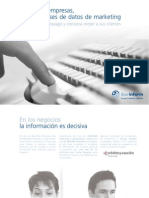 Iberinform - Informacion Empresas - Bbdd Marketing - Riesgo Morosidad - Empresas Espana
