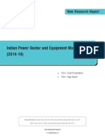 Reports Indian Power Sector and Equipment Market Outlook (2014 19)