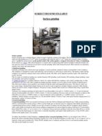 MFT Lab - 1 -Surface Grinding
