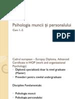 curs 1-2 Psihologia muncii
