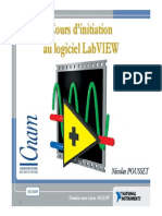 Cours Labview Avec Exercices