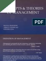 Org&Admin Report