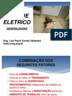 Choque Elétrico 1 Generalidades